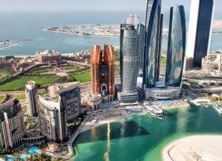 Hyperloop en Abu Dhabi