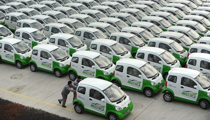 China Carsharing