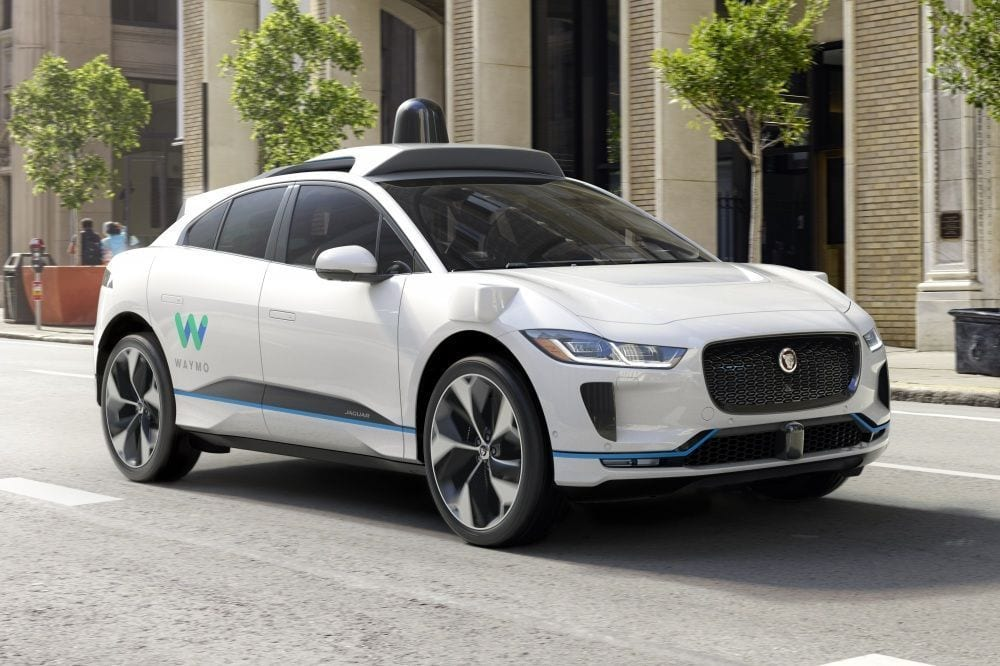 Coches Waymo