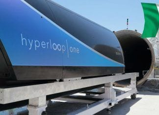 Hyperloop en Mexico