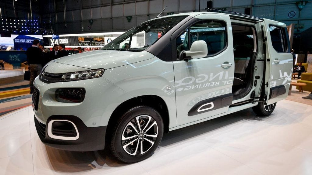 Emov Citroen Berlingo