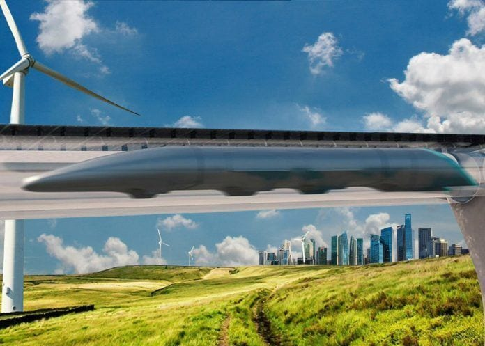 Hyperloop Sagunto