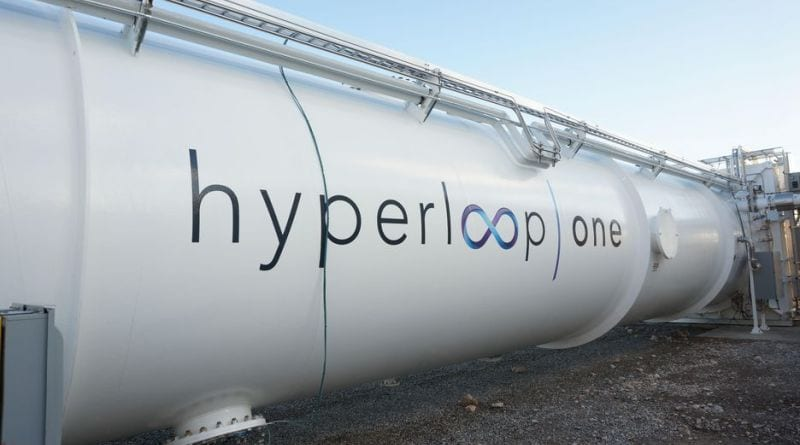 Hyperloop Cleveland Chicago