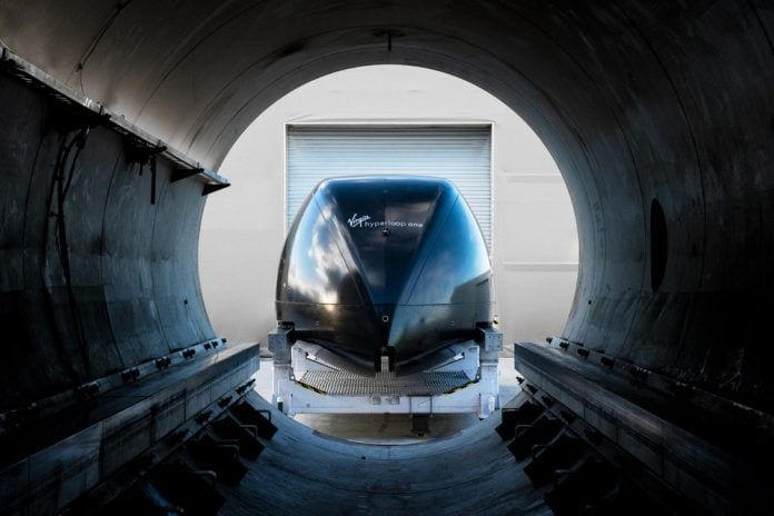Virgin Hyperloop Arabia