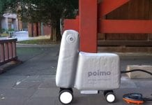 Poimo Portable and Inflatable Mobility